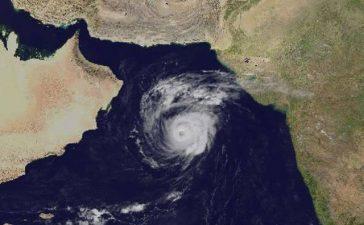 "Cyclone ""Maha"" to Reach Pakistan Coastal Area"