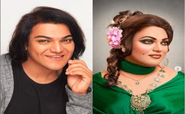 Shoaib Khan's fascinating transformations
