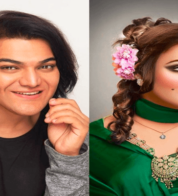 Shoaib Khan's fascinating transformations