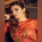 Iqra Reza Launches Exotique Unstitched Jacquard Collection