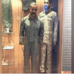 PAF Museum's life-sized wax statue of captured IAF's Wing Commander Abhinandan looks fantastic!