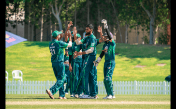 Pakistan Advances to Championship Match of Red Bull Campus Cricket
