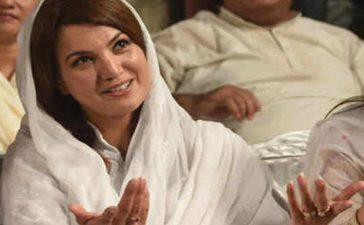 Reham Khan's Political Remakes Ignites a new Twitter Debate