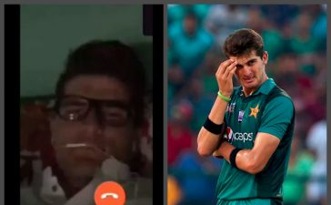 "Shaheen Afridi shuns ""negative views"" Surfaced on Social Media"