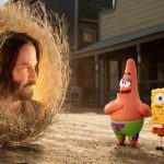 The SpongeBob Movie: Sponge on the Run Trailer surprises with Keanu Reeves's cameo as Sage