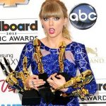 Taylor Swift will be Billboard's first ever Woman of the Decade