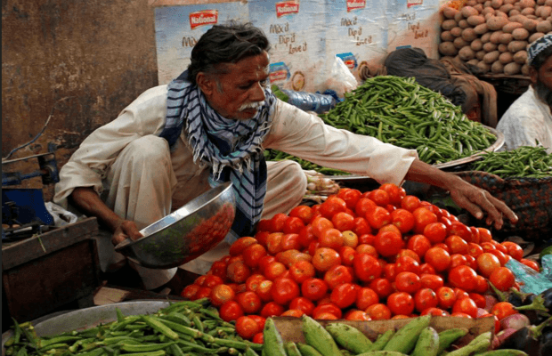 Tomato prices reach record high in history of Karachi