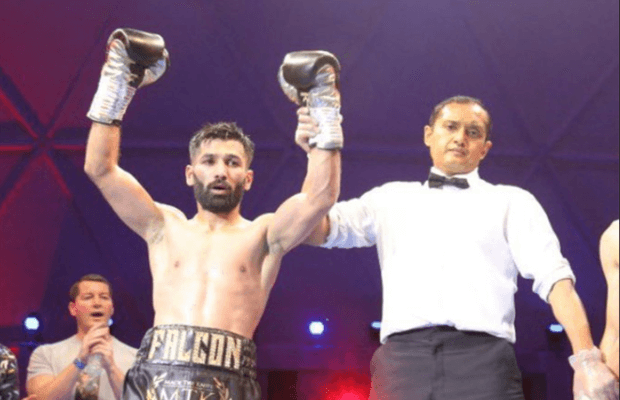 Image result for Pakistani boxer 'Waseem' Stuns Mexico's Lopez, wins world ranking