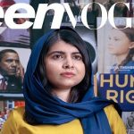 "Malala Yousafzai becomes cover girl of ""Teen Vogue"""