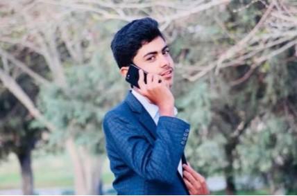 Haris Baloch youngest entrepreneur1