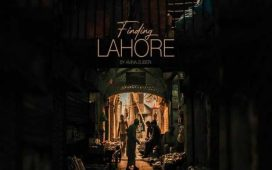 Finding Lahore Cover