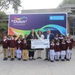 AKZONOBEL PAKISTAN CONTINUE TO EMPOWER YOUNG MINDS