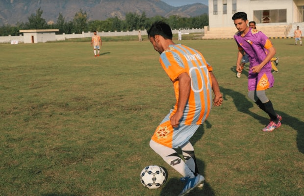 Ufone Khyber Pakhtunkhwa Football Tournament