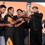 Peshawar Combined FC secure victory in the finale of Ufone KPK Football Championship