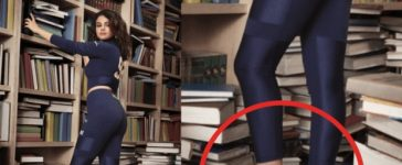 Selena Gomez photoshoot on books4
