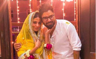 Iqra Yasir wedding