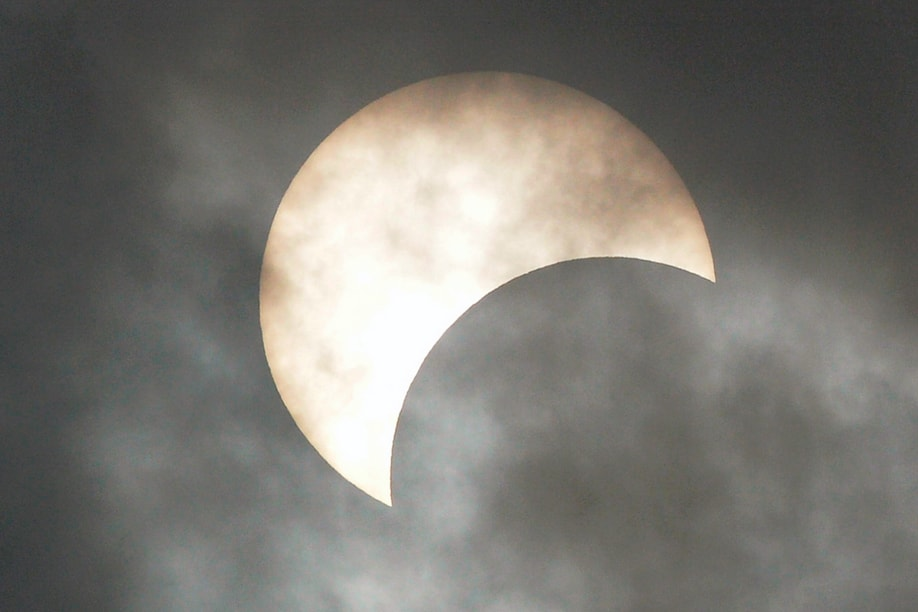 solar eclipse in Bangladesh
