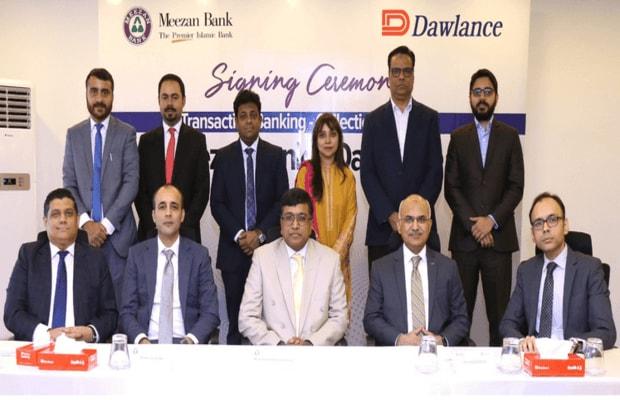 Dawlance and Meezan Bank