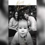 Meghan Markle and Prince Harry's Christmas Card is Cute and Inspiring!