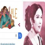 Google Doodle is celebrating Iqbal Bano's 81st Birthday