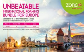 Zong 4G Continental