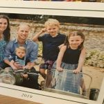 Prince William and Kate Middleton's Vintage Themed 2019 Christmas Card is Here