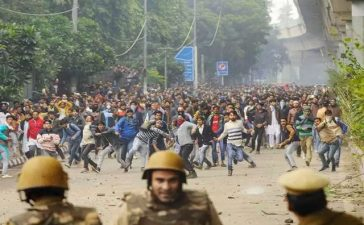 amia Millia Islamia protest