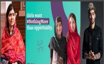 Malala & Zayn Malik