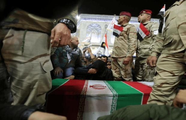 The last remains of Gen. Qassem Soleimani arrived