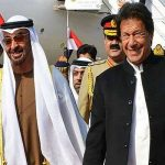 Abu Dhabi Crown Prince Arrives in Pakistan for a Day Long Official Visit