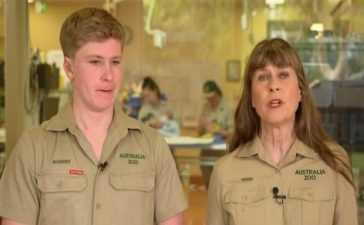 late Australian zookeepe