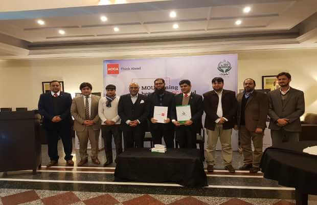 ACCA and Akhuwat Foundation