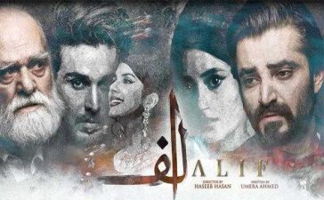 Alif Episode-13 Review