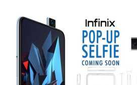 Infinix's Pop-up Selfie camera phone