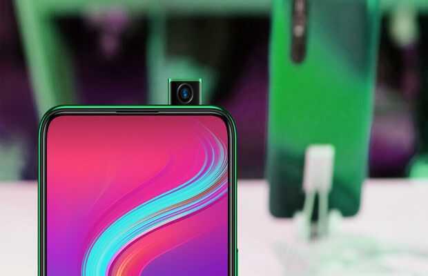 Infinix's Pop-up camera phones