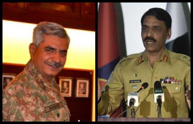 Asif Ghafoor DG ISPR