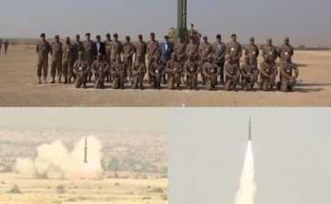 Ghaznavi ballistic missile