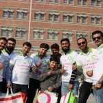 Zong 4G brings joy to Shaukat Khanum Memorial Trust Hospital, Peshawar