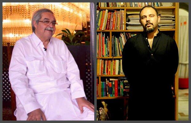 Hameed Haroon and Jami