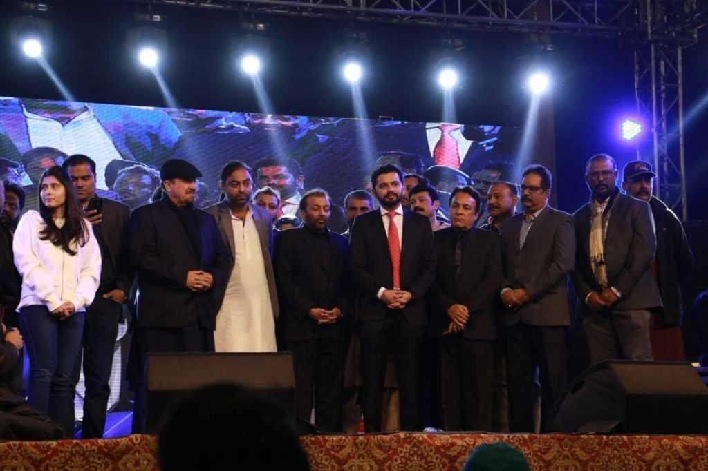Dr. Farooq Sattar and others