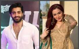 Hania and shehryar