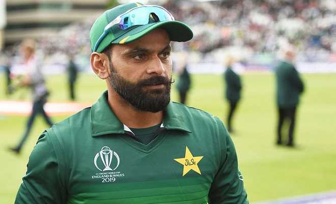 Image result for Mohammad Hafeez floats retirement plans post World T20