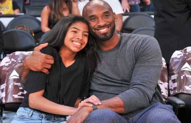 Kobe Bryant's 13-year-old daughter