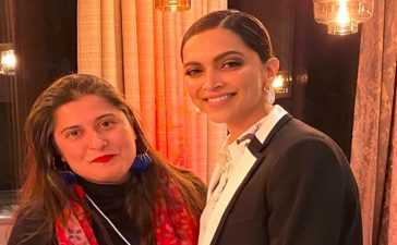 Sharmeen Obaid-Chinoy and Deepika