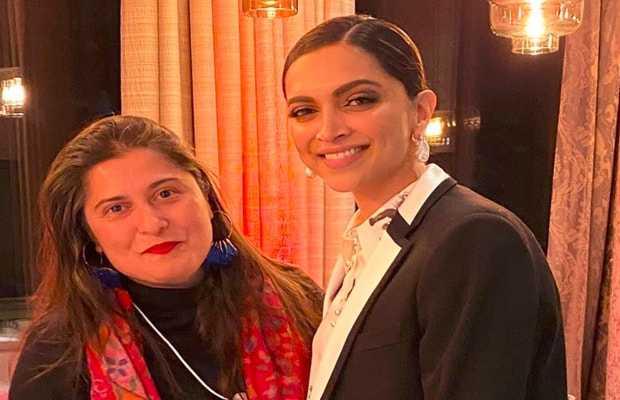Sharmeen Obaid-Chinoy and Deepika