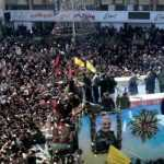 35 killed, scores injured in stampede at Gen Soleimani's funeral procession