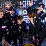 BTS rings into New Year with performance at Times Square
