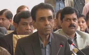 Khalid Maqbool Siddiqi
