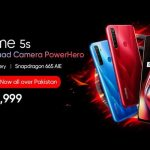 Realme 5s is now available nationwide, a real gift on New Year in Just Rs. 29,999/-