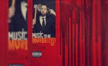 American rapper Eminem